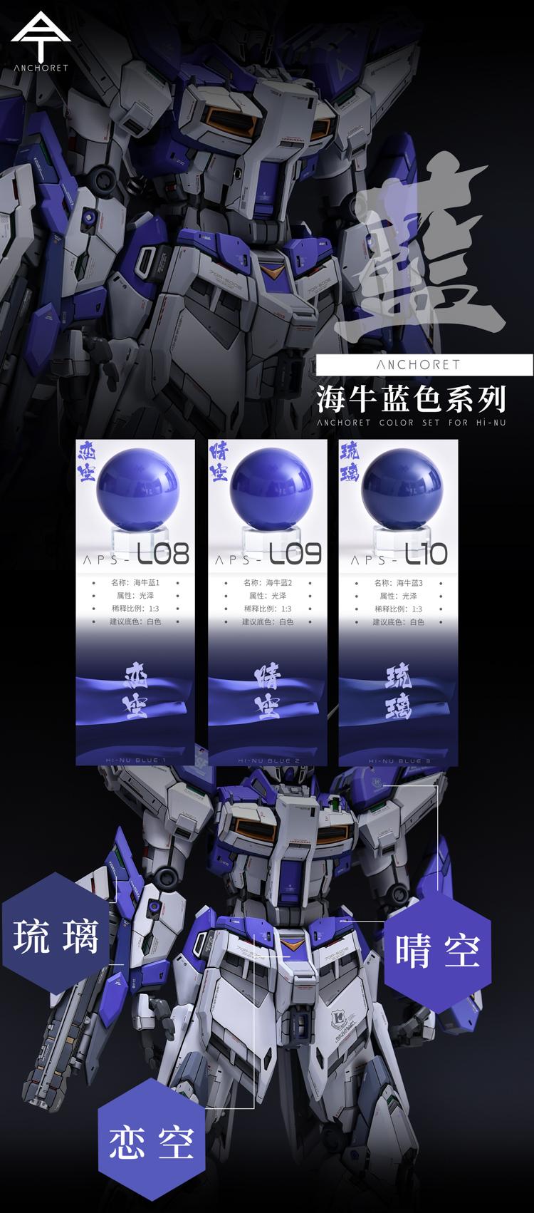 APS-L08-L10 ANCHORET