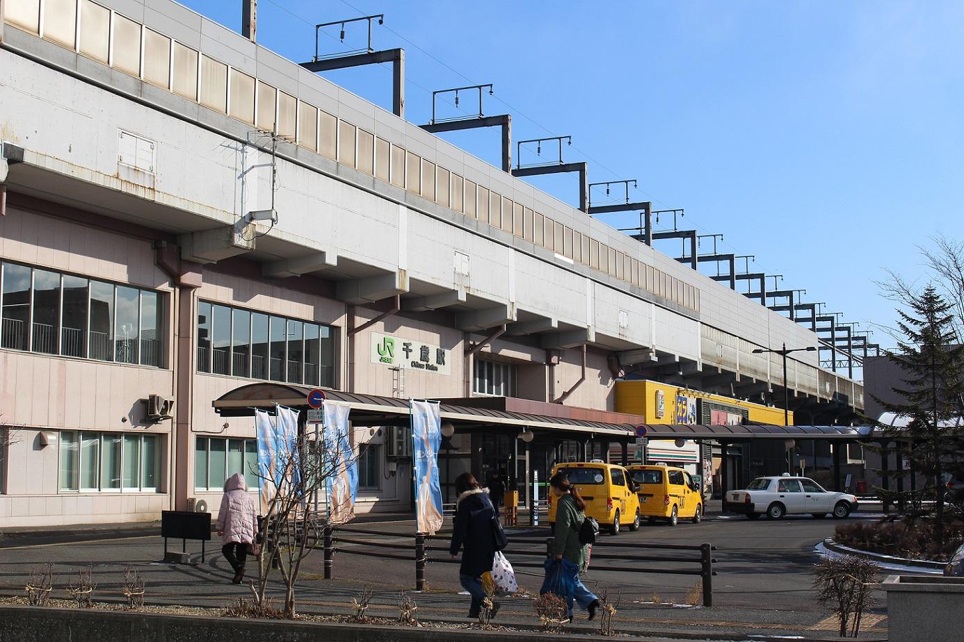 千歳地区駅n01