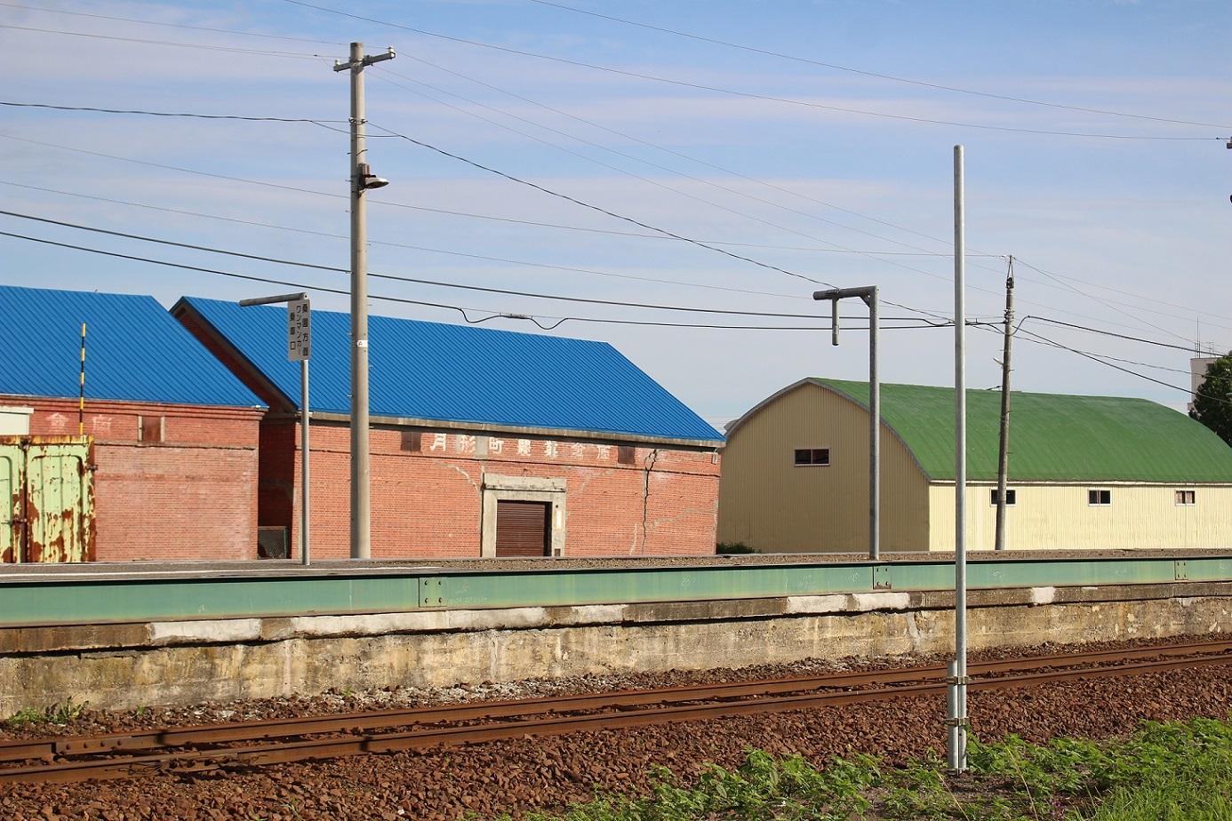 廃止2ヶ月半後の石狩月形駅a202