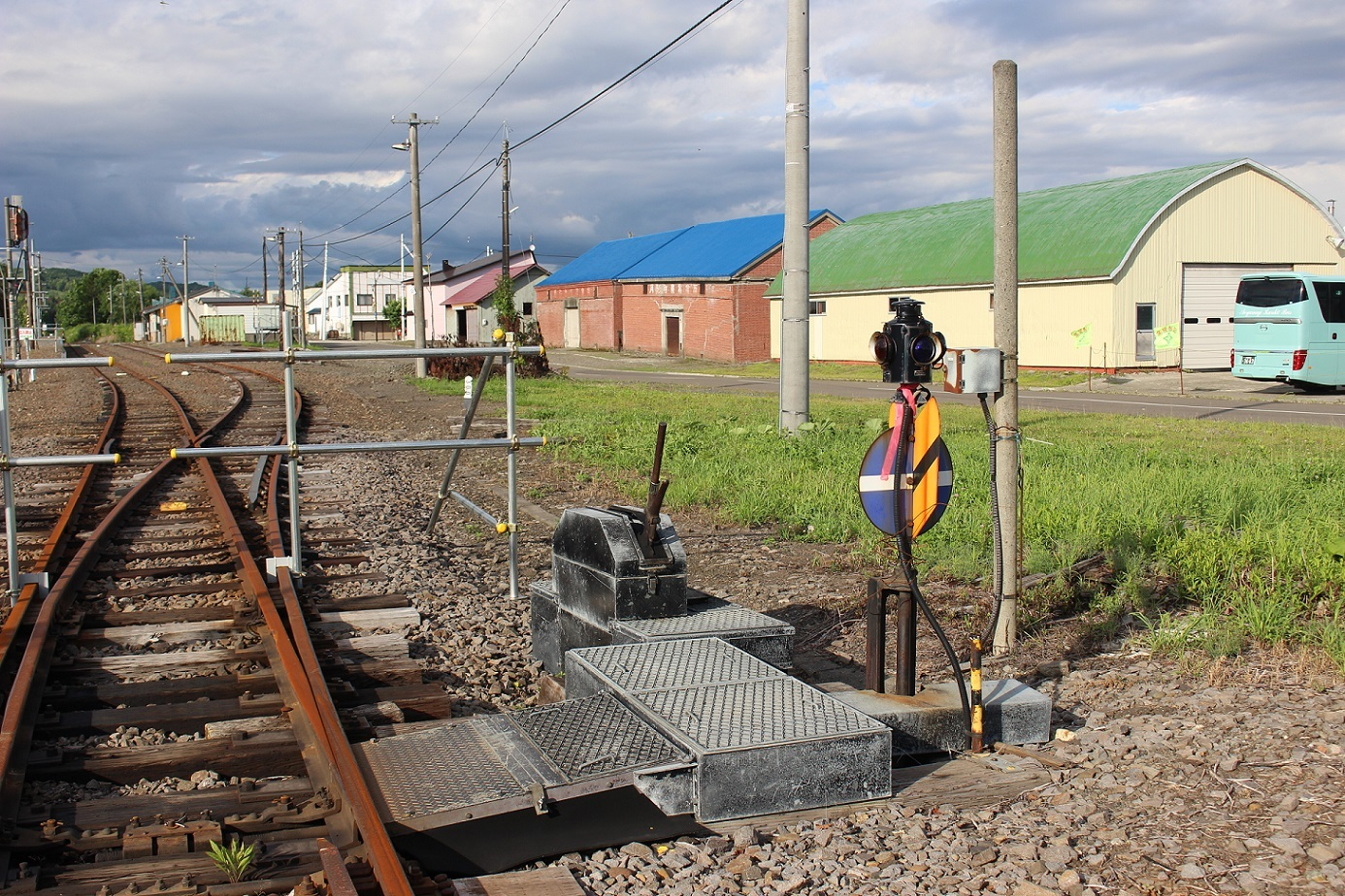 廃止2ヶ月半後の石狩月形駅a212
