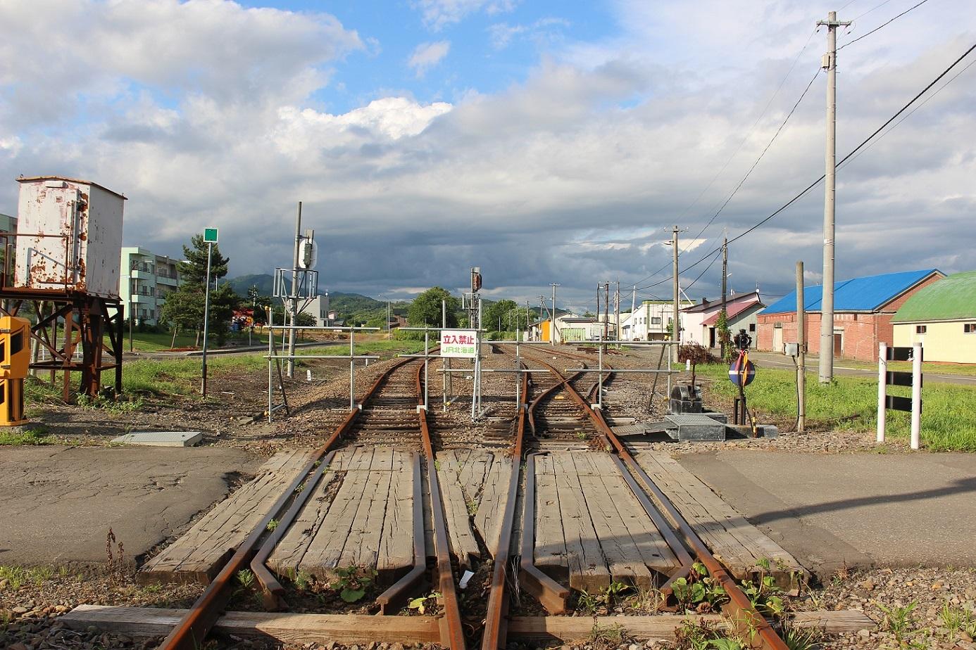 廃止2ヶ月半後の石狩月形駅a213
