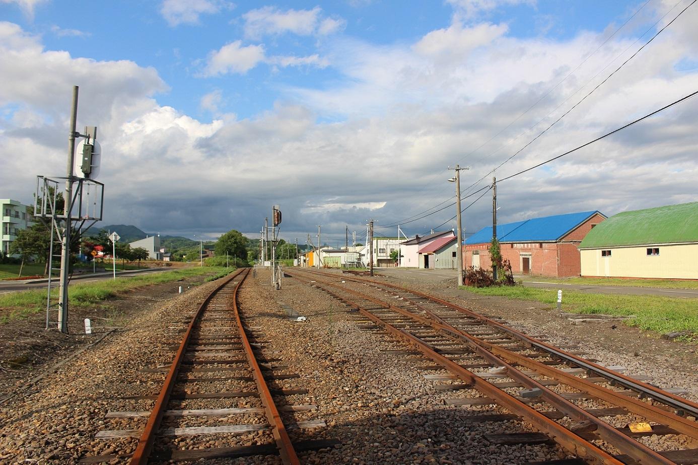 廃止2ヶ月半後の石狩月形駅a214