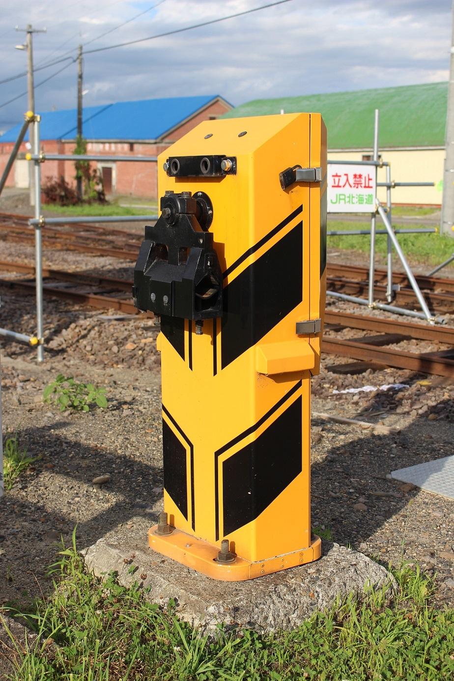 廃止2ヶ月半後の石狩月形駅a216
