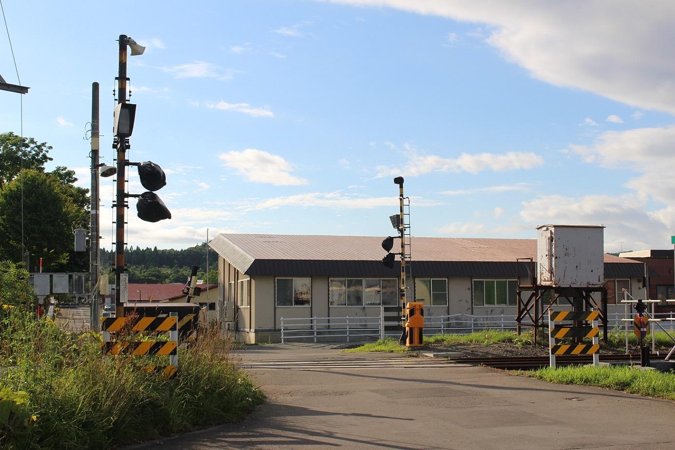 廃止2ヶ月半後の石狩月形駅a221