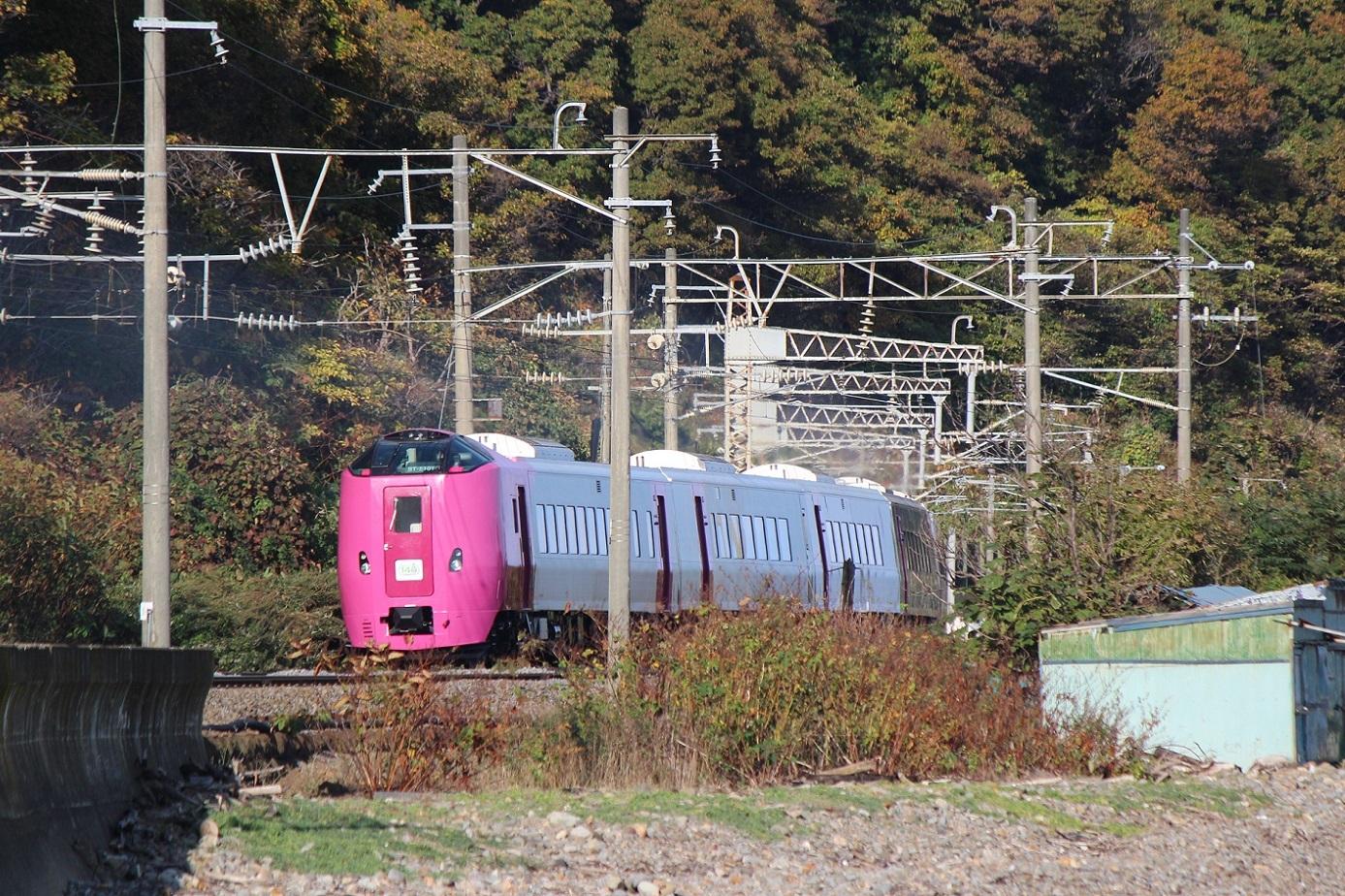 はまなす北海道鉄道140周年記念号a03