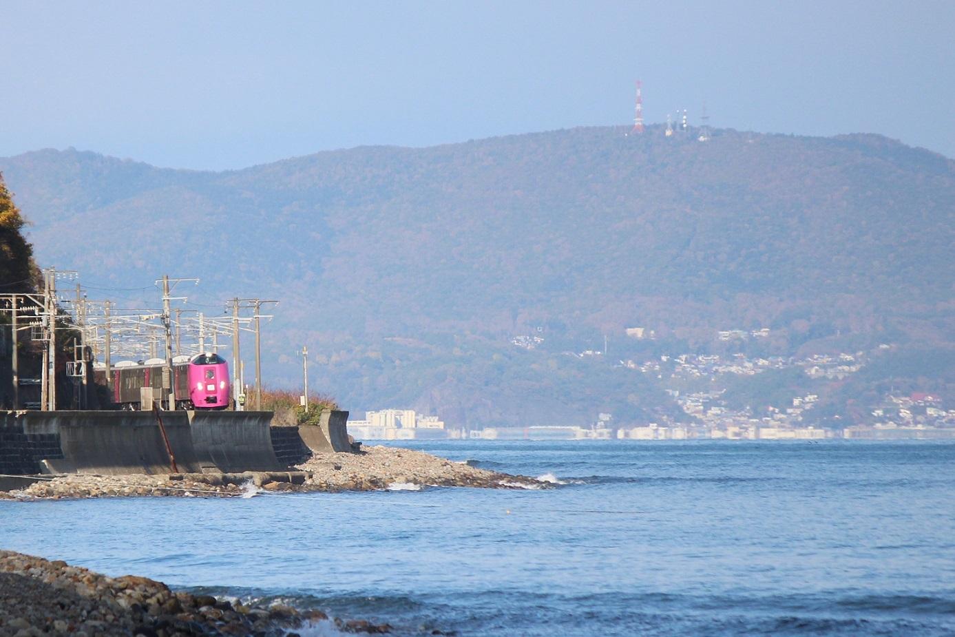 はまなす北海道鉄道140周年記念号a06