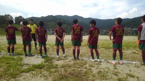 U12 フジパンカップ 一次予選。