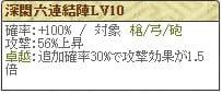 真田LV10