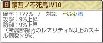 極 小弐Lv10