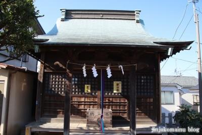 富士見台稲荷神社  練馬区富士見台10