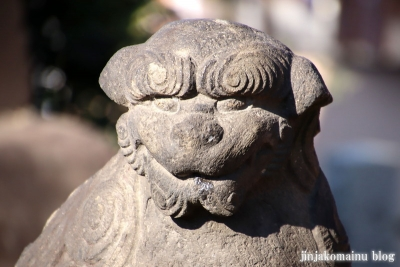 富士見台稲荷神社  練馬区富士見台24