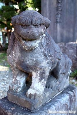 富士見台稲荷神社  練馬区富士見台16