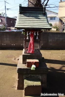 三峰神社  杉並区本天沼3