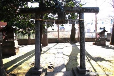 三峰神社  杉並区本天沼1