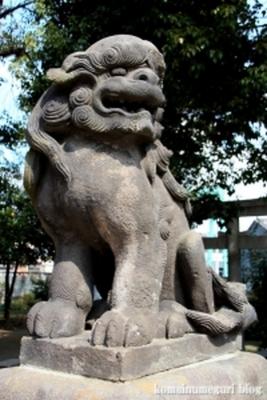 香取神社 江戸川区中央1