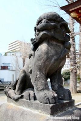 香取神社 江戸川区中央2