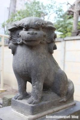 小岩神社 江戸川区東小岩1