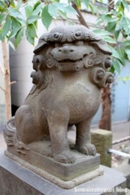 小岩神社 江戸川区東小岩2