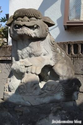 上一色天祖神社 江戸川区西小岩1
