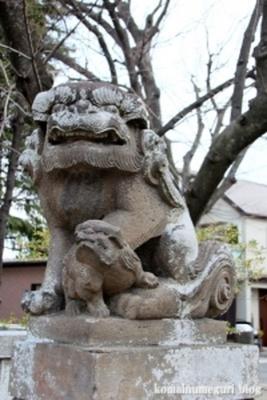 西一之江香取神社 江戸川区西一之江1