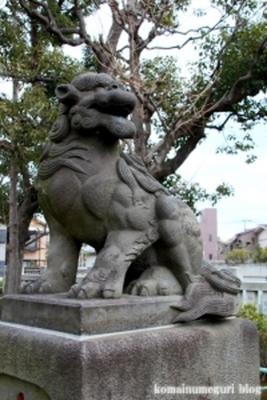 白髭神社 江戸川区東小松川1