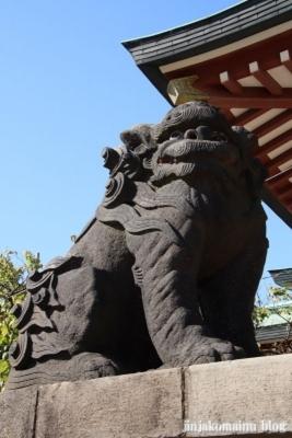 平井諏訪神社 江戸川区平井2