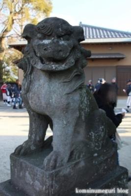 豊田神社 江戸川区東瑞江1