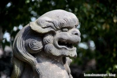 香取神社 江戸川区中央3