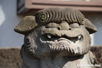 上一色天祖神社 江戸川区西小岩3
