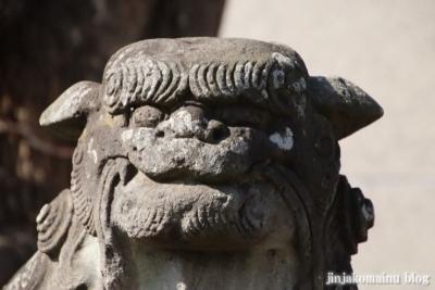 上一色天祖神社 江戸川区西小岩4