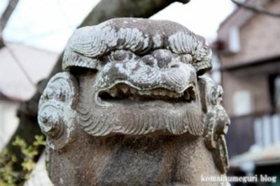 西一之江香取神社 江戸川区西一之江3