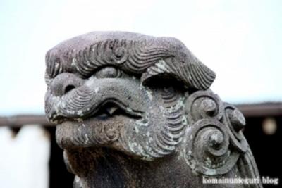 西一之江香取神社 江戸川区西一之江4