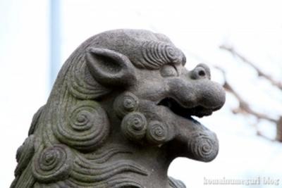 白髭神社 江戸川区東小松川3