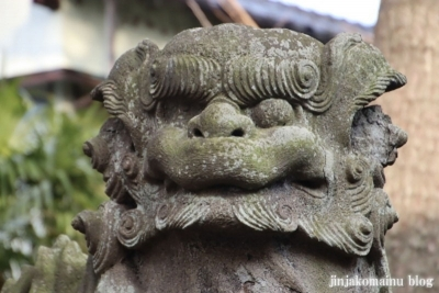松本天祖神社 江戸川区松本4