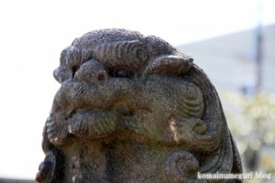 本一色天祖神社 江戸川区本一色4