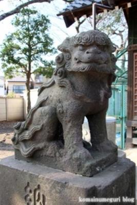 南小岩天祖神社 江戸川区南小岩2