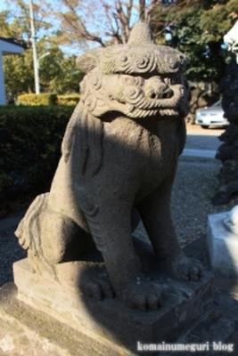 日枝神社 江戸川区船堀4