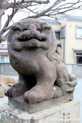 日枝神社 江戸川区谷河内1