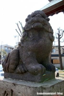 本一色天祖神社 江戸川区本一色2