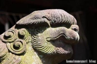 堤方神社 大田区池上4