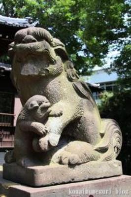 堤方神社 大田区池上1