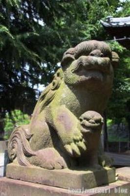 堤方神社 大田区池上2