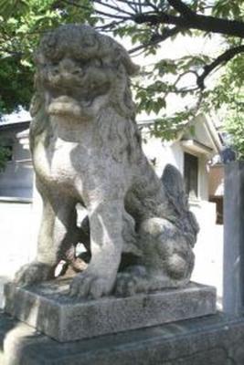 東貫森稲荷神社 大田区大森北1