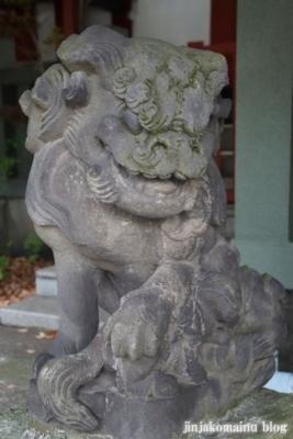 徳持神社 大田区池上5