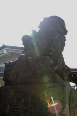 磐井神社 大田区大森北2