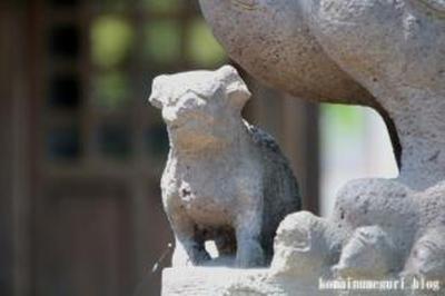 子安八幡神社 大田区北糀谷5