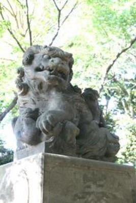 熊野神社 大田区山王1