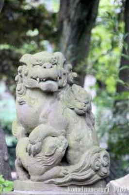 厳島神社 大田区山王1