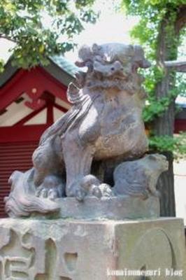 子安八幡神社 大田区北糀谷2