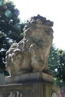日枝神社 大田区山王2